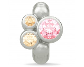 Charm argent Endless Pink Sweet Dreams - 41307-3