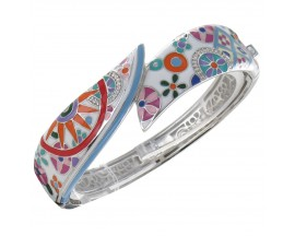 Bracelet rigide argent Una Storia - JO121156