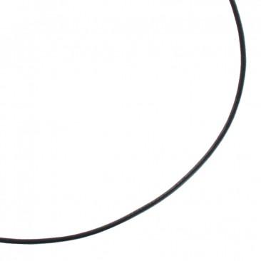 Collier cuir Boccia - 0805-0245