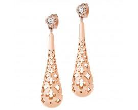 Boucles d'oreilles acier Morellato - SAAZ21