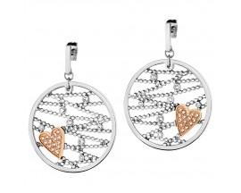 Boucles d'oreilles pendants empierrés Morellato - SADA06
