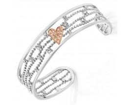 Bracelet rigide acier Morellato - SADA07
