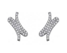 Boucles d'oreilles boutons argent GL Paris - Altesse - 70154371108000