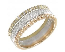 Bague or & diamant(s) Pfertzel - 3431333