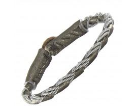 Bracelet cuir Hanna Wallmark - B08 C39
