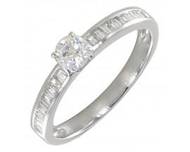 Bague or & diamant(s) Pfertzel - 3196255