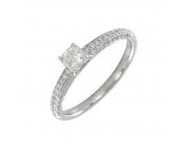 Bague or & diamant(s) Pfertzel - 3194205