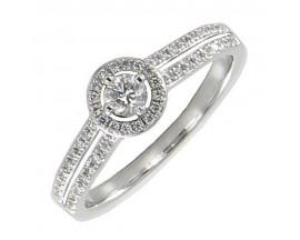 Bague or & diamant(s) Pfertzel - 3255325