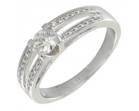Bague or & diamant(s) Pfertzel - 3176395
