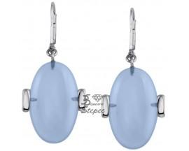 Boucles d'oreilles argent GL Paris- Altesse - 70087591102000