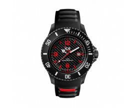 Montre ICE carbon Black-White Big (48mm) Ice-Watch - 001312