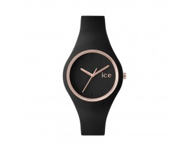 Montre ICE glam Black Rose-Gold Small (38mm) Ice-Watch - 000979
