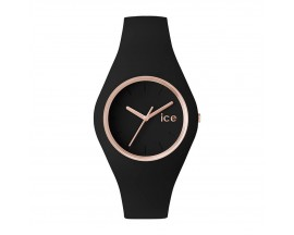 Montre ICE glam Black Rose-Gold Medium (43mm) Ice-Watch - 000980