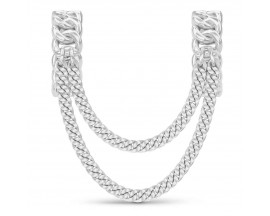 Charm argent Endless JLO Rock Chain Silver - 1215