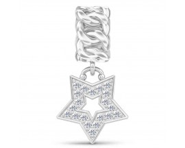 Charm argent Endless JLO Rock Star Silver - 1391