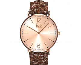 Montre ICE madame Glitter Brun Small (38mm) Ice-Watch - 001430