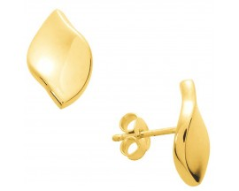 Boucles d'oreilles or Robbez Masson - 9570