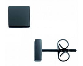 Boucles d'oreilles acier Phébus - 87-0007-N
