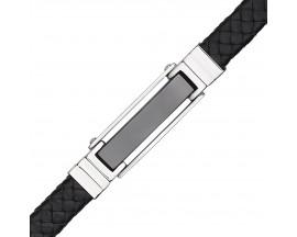 Bracelet acier & céramique Phébus 35-0746-N