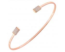 Bracelet empierré or rose Lore - L7A01RZ
