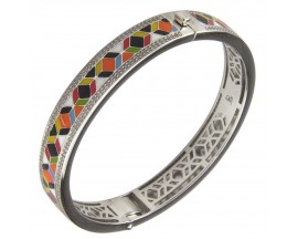 Bracelet rigide argent Una Storia - JO121193