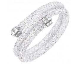 Bracelet-jonc Swarovski - Crystal Bangle Double CRYMOL/STS