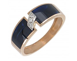 Bague or diamant(s) Clozeau - F552DBPG