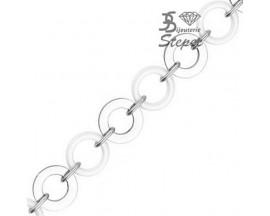 Bracelet céramique & acier Ceranity - 903-056.B