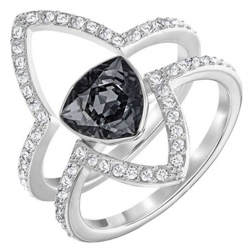 Bague Swarovski - Fantastic Ring Set CRYSINI/RHS