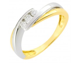 Bague or diamant(s) Christian Bernard - PX054XB5