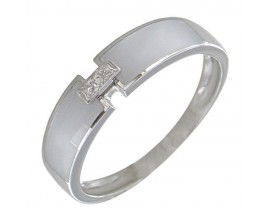 Bague or diamant(s) Clozeau - F304DBG