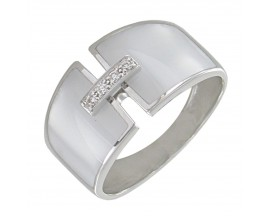 Bague or diamant(s) Clozeau - F310DBG