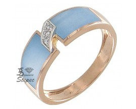 Bague or diamant(s) Clozeau - F552DBCR