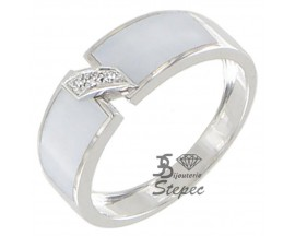 Bague or diamant(s) Clozeau - F552DBG