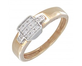Bague or diamant(s) Clozeau - H293DRG