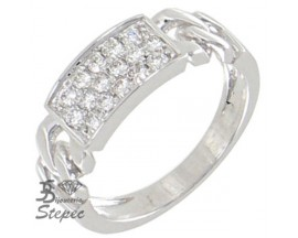 Bague or diamant(s) Clozeau Lya - H310DG