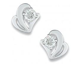 Boucles d'oreilles boutons or Fontenay - 29SH96GZ