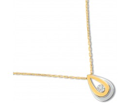 Collier or diamant(s) Christian Bernard - QR508BB4
