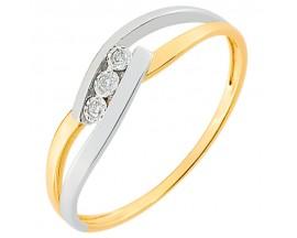 Bague or diamant(s) Christian Bernad - PF079BB4