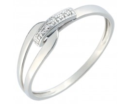 Bague or diamant(s) Christian Bernard - RDB26GB5