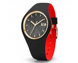Montre Ice Loulou Black Glitter Small (38mm) Ice Watch - 007227