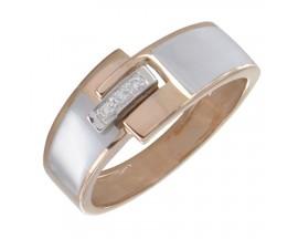 Bague or diamant(s) Clozeau - F628DBR