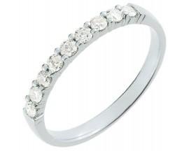 Demi alliance diamants or Girard - 3L006GB2