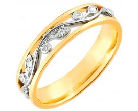 Alliance or diamant(s) Girard - 3N017XB4