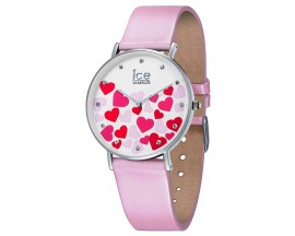 Montre ICE love Pastel Pink Smalll (36mm) Ice Watch - 013373