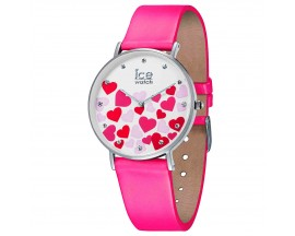 Montre ICE love Néon Pink Small (36mm) Ice-Watch - 013374