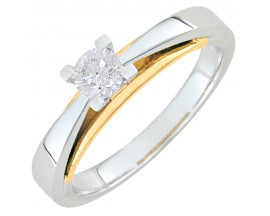 Bague solitaire or diamant(s) Girard - DC094XB2