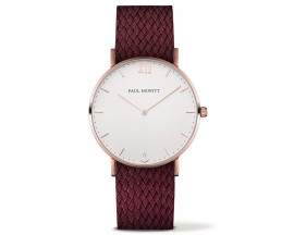 Montre mixte Paul Hewitt - PH-SA-R-ST-W-19M