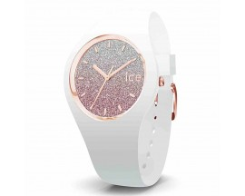 Montre ICE LO White Pink Small (38mm) Ice-Watch - 013427
