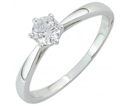 Bague solitaire or diamant(s) Girard - EA003GGB2